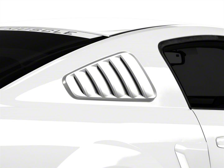 How to install mmd 2005 2013 classic quarter window louvers pre painted on your 2005 2009