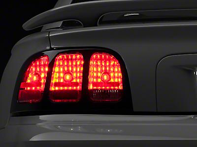 99 04 Mustang Fog Light Kit