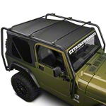Barricade Roof Rack - Textured Black (97-06 Wrangler TJ) - Barricade J100172