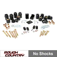 Rough Country 1 in. Body Lift/Body Mount Kit (87-95 Wrangler YJ) - Rough Country RC609