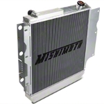 Mishimoto Aluminum Performance Radiator (87-06 Wrangler YJ & TJ) - Mishimoto MMRAD-WRA-87
