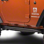 Barricade Rock Sliders (07-14 Wrangler JK 2 Door) - Barricade J100288