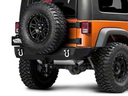 Barricade Trail Force HD Rear Bumper (07-16 Wrangler JK)