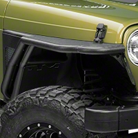 Barricade Front Fenders w/ Flare (97-06 Wrangler TJ) - Barricade J100296