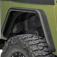 Barricade Rear Fenders (97-06 Wrangler TJ) - Barricade J100298
