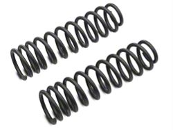 Tuff Country 4 in. Lift Coil Springs - Front (97-06 Wrangler TJ)