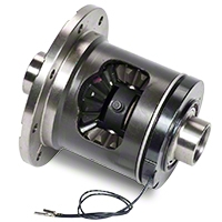 Auburn Gear Ected Max-Locker Differential - Dana 35 - 30 Spline - 3.07 - 3.55 Gear Ratio (87-14 Wrangler YJ, TJ & JK) - Auburn Gear 545015