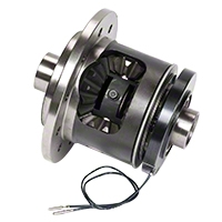 Auburn Gear Ected Max-Locker Differential - Dana 30 - 27 Spline - 3.73 & Higher Gear Ratio (87-15 Wrangler YJ, TJ & JK) - Auburn Gear 545017