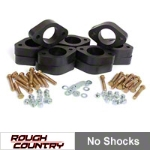 Rough Country 1.25 in. Body Lift Kit (07-13 Wrangler JK 4 Door) - Rough Country RC601