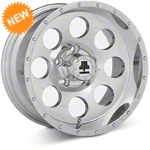 Mammoth 8 Beadlock Polished Wheel - 15x8 (87-06 Wrangler YJ & TJ) - Mammoth J100610