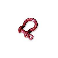 OK Offroad 1/2 in. Screw Pin D-Ring Shackle 5/8 in. Pin Size (Universal Application) - OK Offroad OK-SHD012