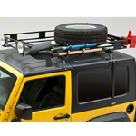 Surco Safari Removable Hard Top Rack (97-06 Wrangler TJ) - Surco KIT