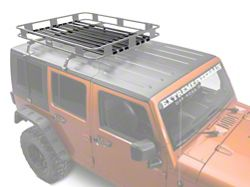 Surco Safari Rack Optional Flooring Kit (87-16 Wrangler YJ, TJ & JK)