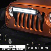 Raxiom 21.5 in. Double Row LED Light Bar (87-14 Wrangler YJ, TJ & JK) - Raxiom J100988
