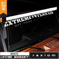 Raxiom 50 in. Double Row LED Light Bar (87-16 Wrangler YJ, TJ & JK) - Raxiom J100989