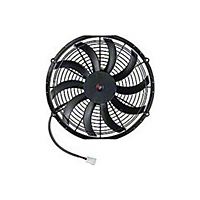 Be Cool 13 In. Electric Puller Fan (Universal Application) - Be Cool 75003