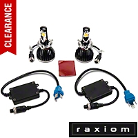 Raxiom H4 LED Replacement Bulb (87-06 Wrangler YJ & TJ) - Raxiom J100995