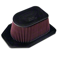 Airaid Drop-In Replacement Filter - Dry (07-11 Wrangler JK w/3.8L) - Airaid 860-423