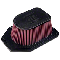 Airaid Drop-In Replacement Filter - Oiled (07-11 Wrangler JK) - Airaid 861-423