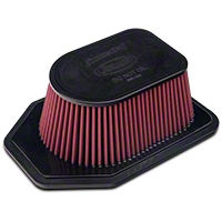 Airaid Drop-In Replacement Filter - Oiled (12-14 Wrangler JK w/3.6L) - Airaid 861-425