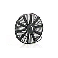 Be Cool 14 In. Thin Line Electric Puller Fan (Universal Application) - Be Cool 75083