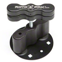 Rotopax Deluxe Pack Mount (87-14 Wrangler YJ, TJ & JK) - Rotopax RX-DLX-PM
