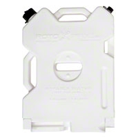 Rotopax 2 Gallon Translucent Interlocking Water Can (87-14 Wrangler YJ, TJ & JK) - Rotopax RX-2W