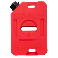 Rotopax 1 Gallon Red Interlocking Fuel Can (87-15 Wrangler YJ, TJ & JK) - Rotopax RX-1G