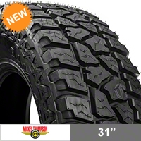 Mickey Thompson Baja ATZP3 LT265/70R17 (87-14 Wrangler YJ, TJ, & JK) - Mickey Thompson 90000001917