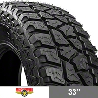 Mickey Thompson Baja ATZP3 LT285/75R16 (87-16 Wrangler YJ, TJ, & JK) - Mickey Thompson 90000001914