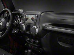 Raxiom OE-Style Navigation w/ Bluetooth & Back-up Camera (07-16 Wrangler JK)