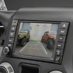 Raxiom OE-Style Navigation w/ Bluetooth & Back-up Camera (07-15 Wrangler JK) - Raxiom J101300