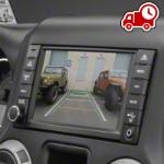 Raxiom OE-Style Navigation w/ Bluetooth & Back-up Camera (07-16 Wrangler JK) - Raxiom J101300