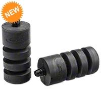 Daystar Tailgate Bump Stop Kit (07-14 Wrangler JK) - Daystar KJ09144BK