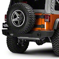 ARB Rear Bumper (07-15 Wrangler JK) - ARB 5650360