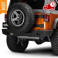 ARB Rear Bumper (07-16 Wrangler JK) - ARB 5650360