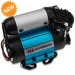 ARB High Output Air Compressor (87-15 Wrangler YJ, TJ, & JK) - ARB CKMA12