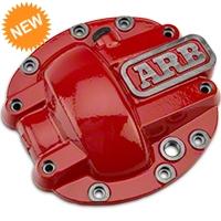 ARB Dana 30 - Differential Cover- Red (87-15 Wrangler YJ, TJ, & JK) - ARB 0750002