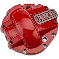 ARB Dana 44 - Differential Cover- Red (87-15 Wrangler YJ, TJ, & JK) - ARB 0750003