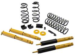 Old Man Emu 2.5 in. Light Load Lift Kit w/ Shocks (07-16 Wrangler JK 2-Door)