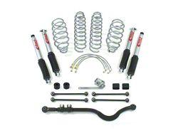 JKS Wrangler 2.5 Inch Suspension Lift Kit with Shocks 102K