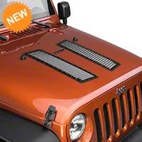 Jeep Jk Hoods Amp Hood Accessories 2007 2015 Wrangler