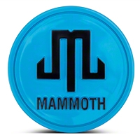 Mammoth Blue Center Cap (87-16 Wrangler YJ, TJ & JK) - Mammoth J101794
