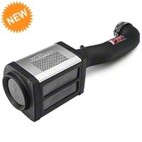 Injen Wrinkle Black Power-Flow Cold Air Intake w/ Power Box (12-13 JK) - Injen PF5003WB