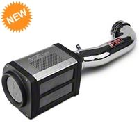 Injen Polished Power-Flow Cold Air Intake w/ Power Box (12-13 Wrangler JK) - Injen PF5003P||PF5003P