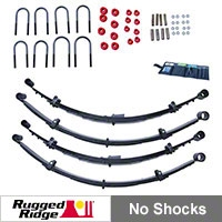 Rugged Ridge 2 in. ORV Lift Kit No Shocks (87-95 Wrangler YJ) - Rugged Ridge 18401.2