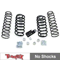 Teraflex 2 in. Lift Kit w/o Shocks (97-06 Wrangler TJ) - Teraflex 1141200