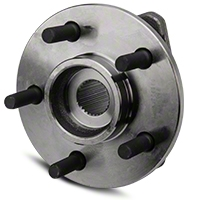 Replacement Front Wheel Bearing and Hub Assembly (99-06 Wrangler TJ) - XT Restoration H513158