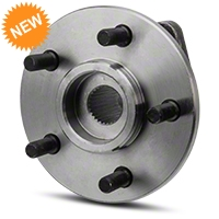 Replacement Front Wheel Bearing and Hub Assembly (90-99 Wrangler YJ & TJ) - XT Restoration H513084