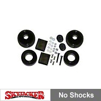 SkyJacker 2 in. Poly Value Lift Kit (07-13 Wrangler JK 4 Door) - SkyJacker JK20